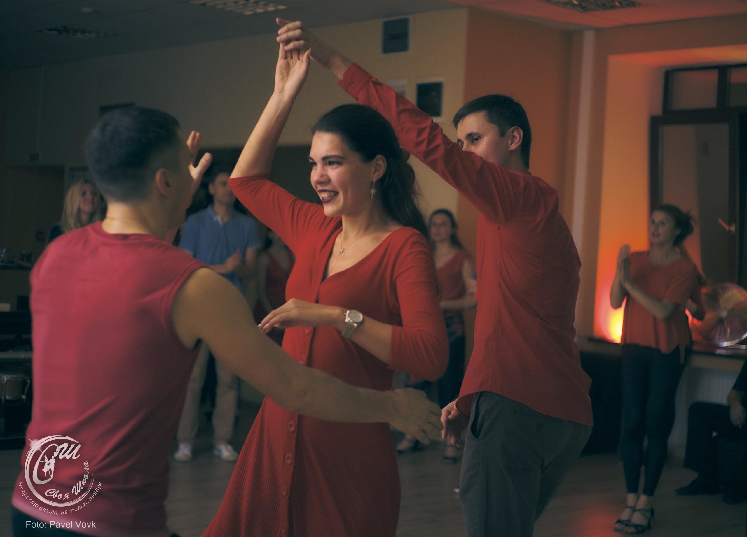 Латиноамериканские танцы в Москве. Уроки латины - 11
