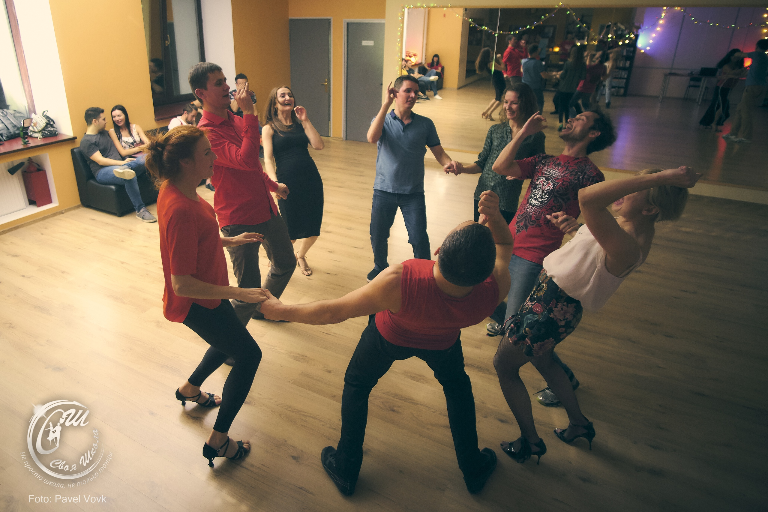Латиноамериканские танцы в Москве. Уроки латины - 2